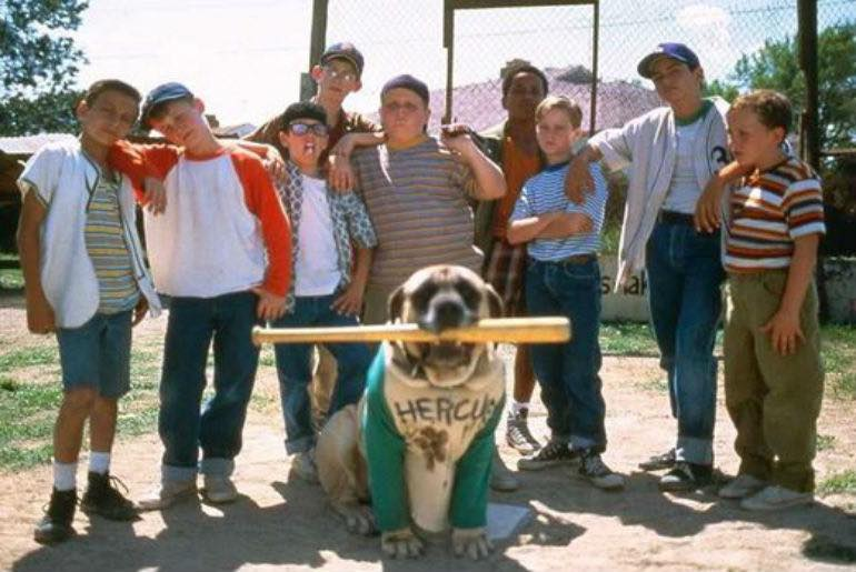 Sandlot Movie Memories